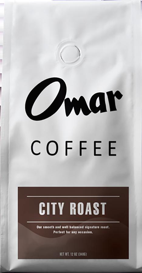 City Roast Coffee Omar Coffee Company