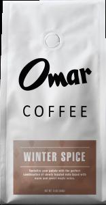 Winter Spice Coffee