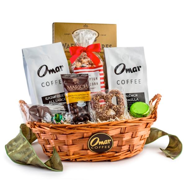 Executive Choice Coffee Gift Basket