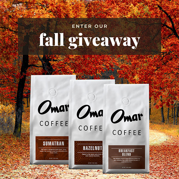 Enter Our Fall Giveaway